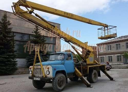 Автокран КС 3577 на базе МАЗ-5334