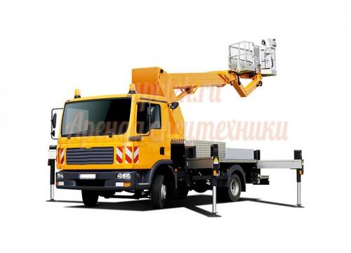 Автовышка ГАЗ-33092 B-LIFT 187